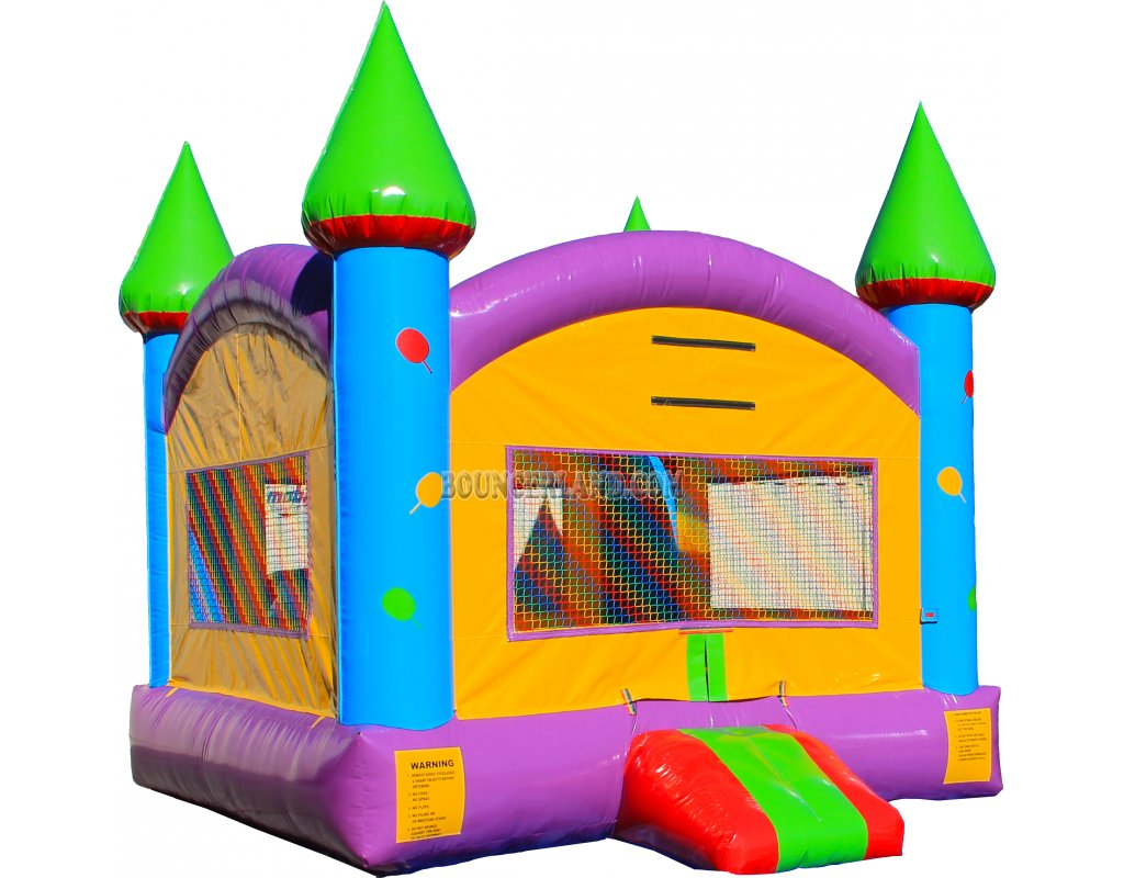 BouncerLand: Inflatable Bounce House 1079