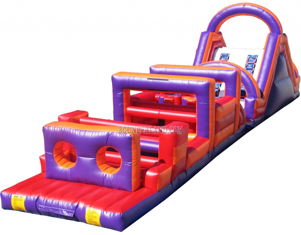 BouncerLand: Inflatable Obstacle Course 4013