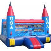 Commercial Bounce House 1041