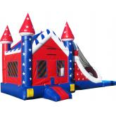 Commercial Inflatable Combo 3013