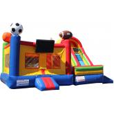Commercial Inflatable Combo 3066