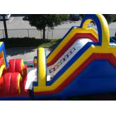 Commercial Inflatable Interactive Game 4004