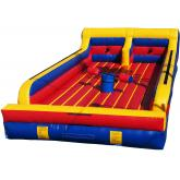Commercial Inflatable Interactive Game 4008