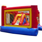 Commercial Inflatable Interactive Game 5005