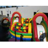 Commercial Inflatable Obstacle Course 4002