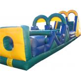 Commercial Inflatable Obstacle Course 4009