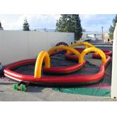 Commercial Inflatable Obstacle Course 4012