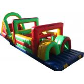 Commercial Inflatable Obstacle Course 4018