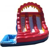 Commercial Inflatable Water Slide 2044