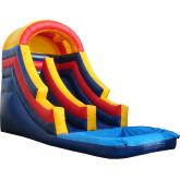 Commercial Inflatable Water Slide 2045