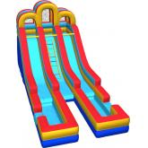 Commercial Inflatable Water Slide 2122