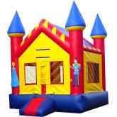 Inflatable Bounce House 1017