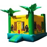 Inflatable Bounce House 1033