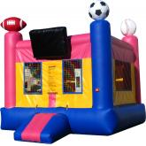 Inflatable Bounce House 1037