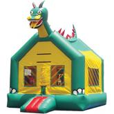 Inflatable Bounce House 1048