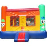 Inflatable Bounce House 5011