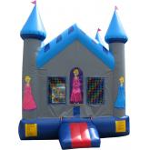 Inflatable Commercial Bounce House 1016