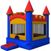 Inflatable Commercial Bounce House 1089
