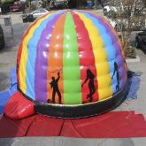 Inflatable Commercial Bounce House 1091