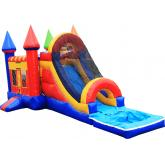 Inflatable Commercial Bouncy Combo 3001P