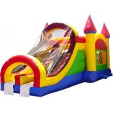 Inflatable Commercial Bouncy Combo 3004