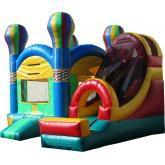Inflatable Commercial Bouncy Combo 3018