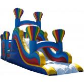Inflatable Commercial Bouncy Combo 3031