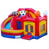 Inflatable Commercial Bouncy Combo 3053