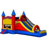 Inflatable Commercial Bouncy Combo 3065