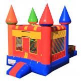 Inflatable Commercial Bouncy Combo MC003