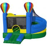 Inflatable Commercial Bouncy Combo P3001