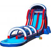 Inflatable Commercial Slide 2095