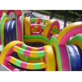 Inflatable Obstacle Course 4003