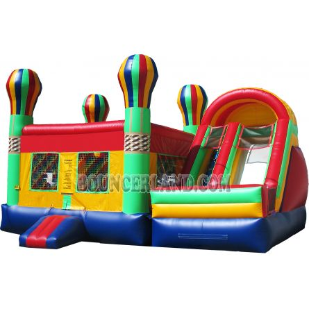 Commercial Inflatable Combo 3009