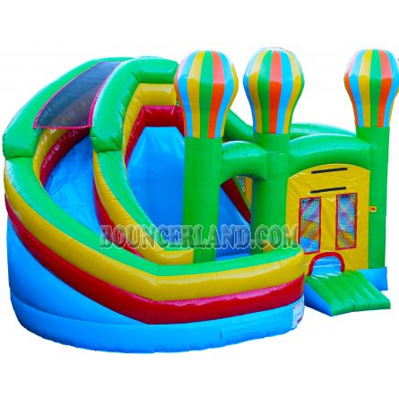 Commercial Inflatable Combo 3054