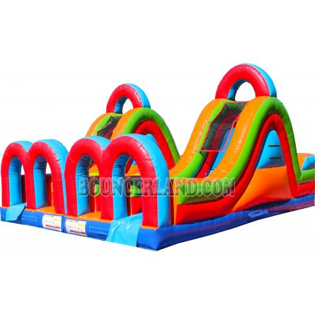 Commercial Inflatable Interactive Game 4029