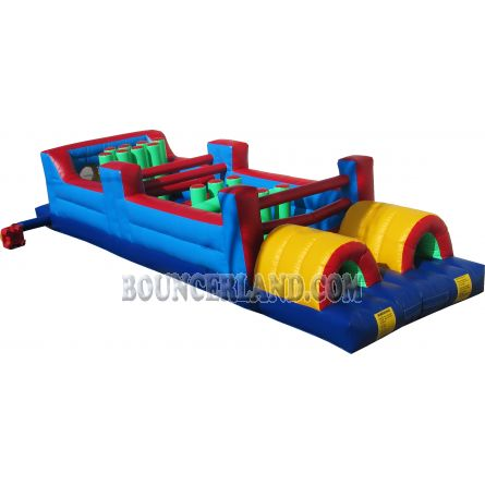 Commercial Inflatable Obstacle Course 4015