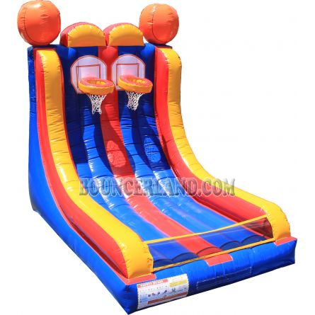 Commercial Inflatable Obstacle Course 5016