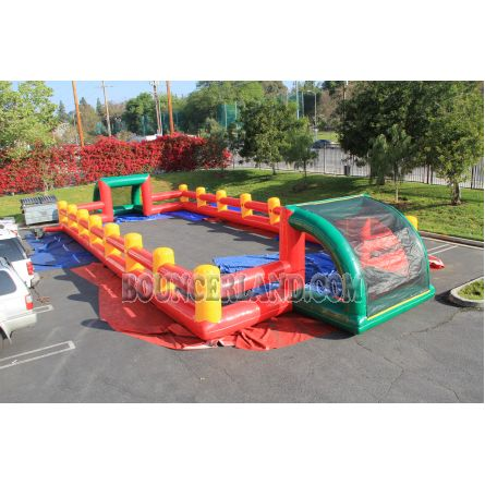 Commercial Inflatable Obstacle Course 5017