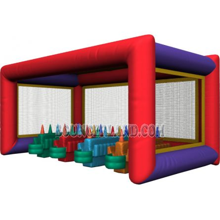 Commercial Inflatable Obstacle Course 5020