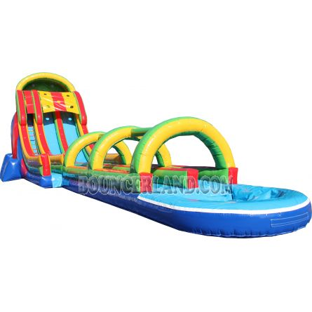 Commercial Inflatable Slide 2093