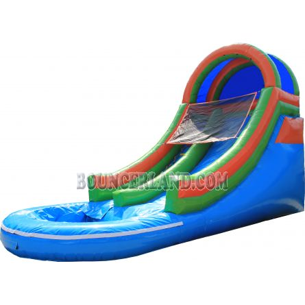 Commercial Inflatable Water Slide 2073