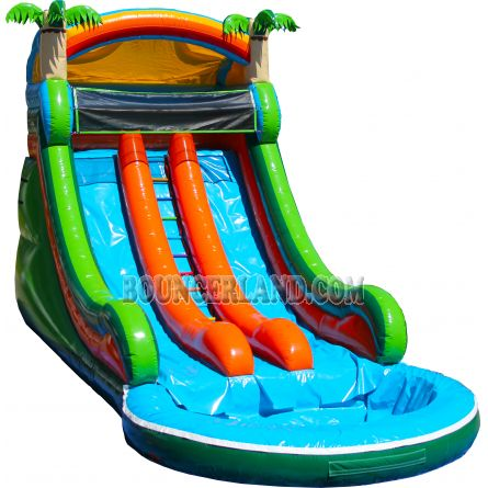 Commercial Inflatable Water Slide 2089