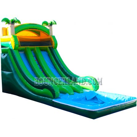 Commercial Inflatable Water Slide 2090