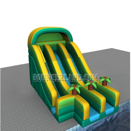Commercial Inflatable Water Slide 2111