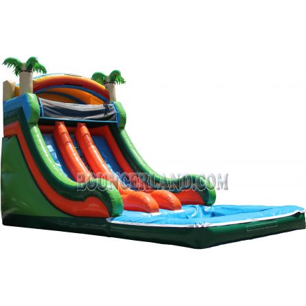 Commercial Water Slide 2100