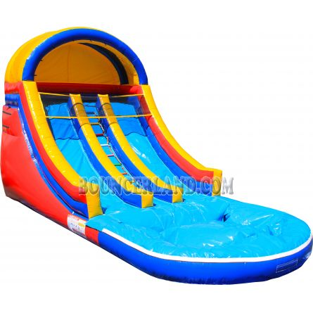 Commercial Water Slide 2114