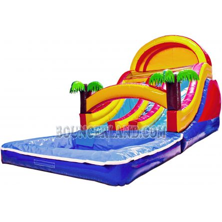 Commercial Water Slide 2116