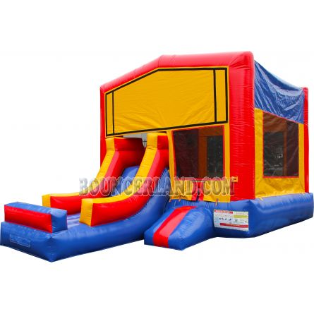 Inflatable Commercial Bouncy Combo 3059