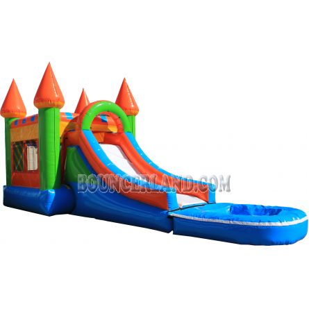 Inflatable Commercial Bouncy Combo MC006